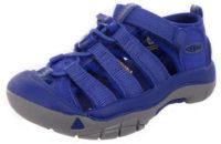 Modré dětské sandály KEEN NEWPORT H2 JR