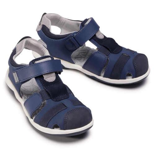 chlapecké sandály z kvalitního materiálu
