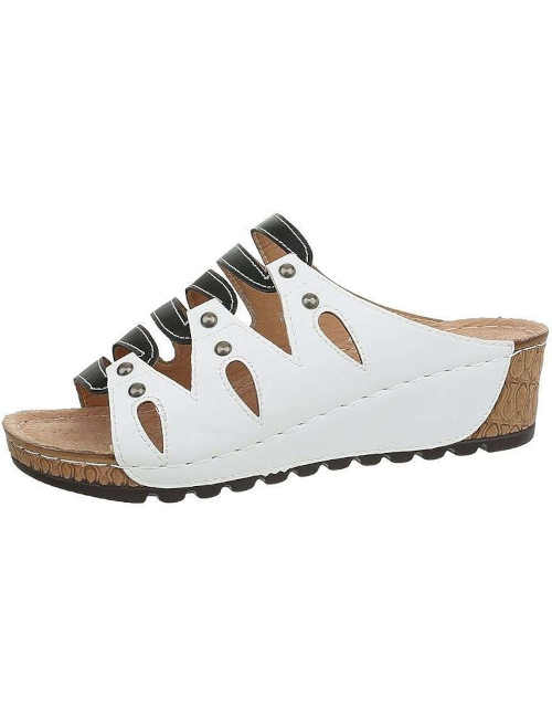dámské pohodlné moderní pantofle