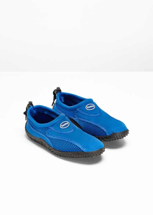 nazouváky modré do vody