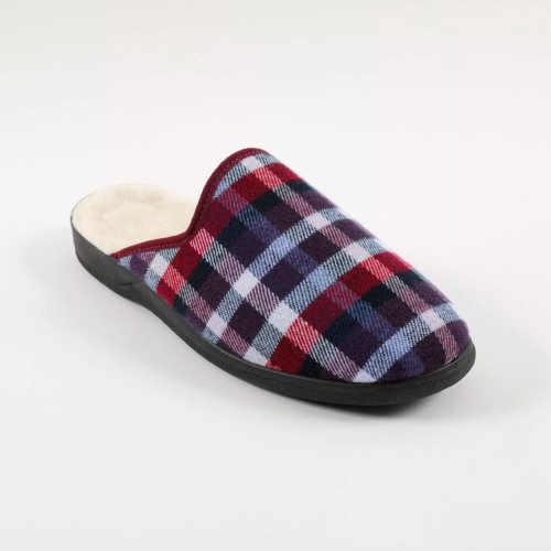 pánská hřejivá domácí obuv