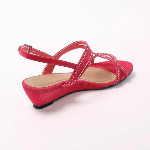 sandálky dámské ve třech barevných variantách
