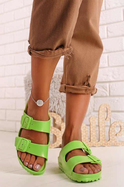 Ortopedicky tvarované dámské pantofle