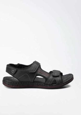 Kožené pánské pohodlné sandály