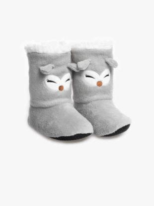 Dámské vtipné hřejivé papuče