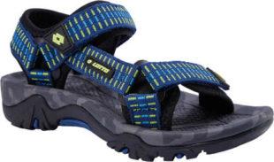 Dětské pohodlné sandály na suchý zip