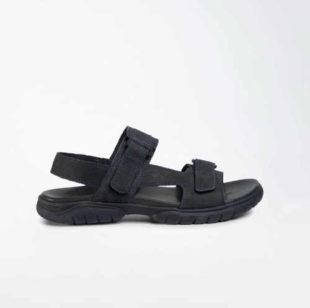 Pánské pohodlné sandály na suchý zip