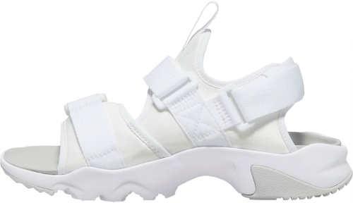 Bílé letní turistické sandály Nike