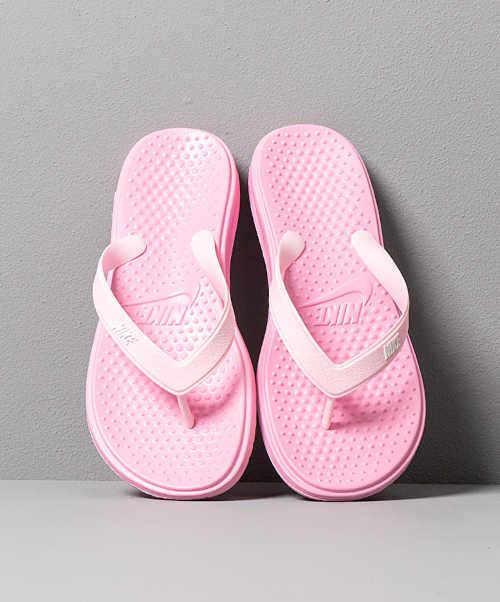 gumové žabky růžové Nike
