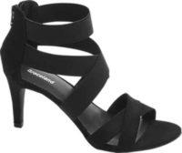 Dámské páskové elegantní sandály