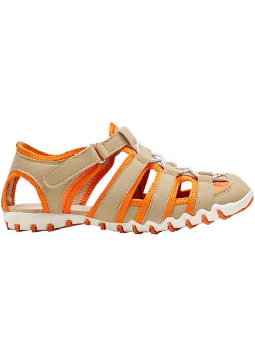 Dámské sandály v moderním provedení
