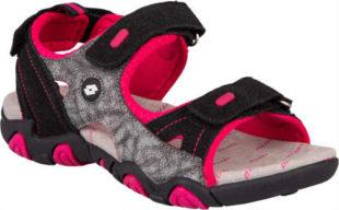 Dětské páskové sandály na suchý zip