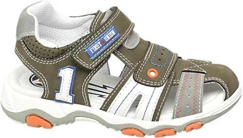 Kvalitní chlapecké sandály na suchý zip