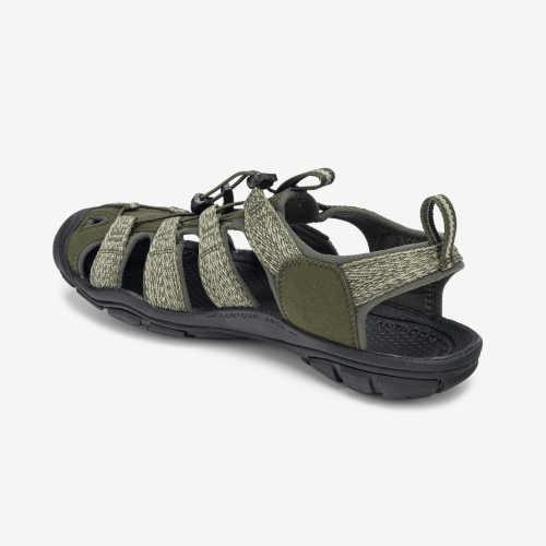 moderní páskové pánské sandály