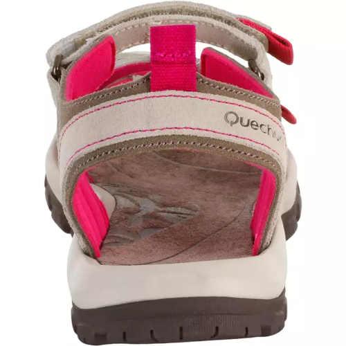 páskové dámské dvoubarevné sandály