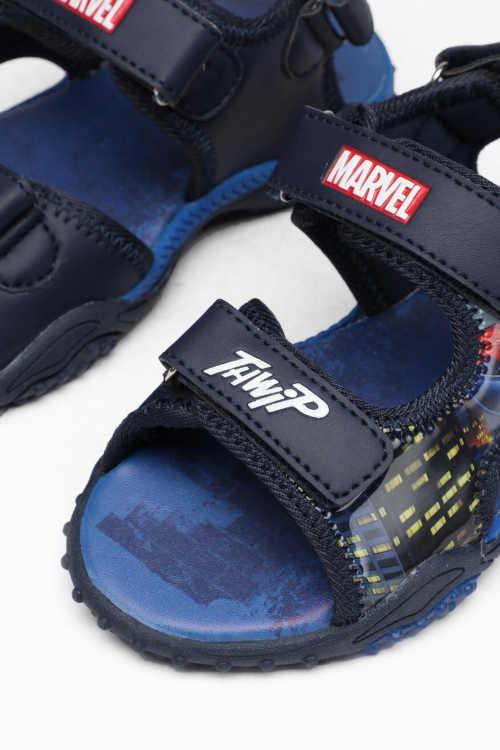 sandálky modré pro kluky