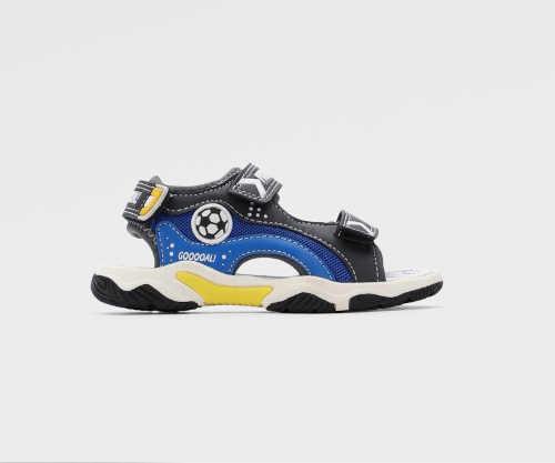 Chlapecké páskové sandály na suchý zip