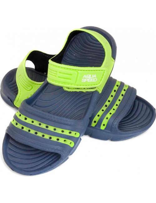 Dětské sandály Aqua-Speed do bazénu