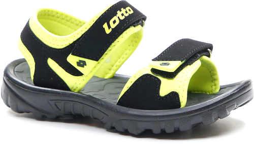 Juniorské páskové sandály na suchý zip