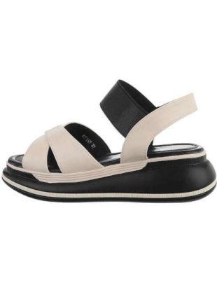 Dámské sandály sportovně-ležérního stylu