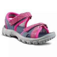 Dětské moderní turistické sandály