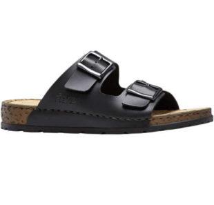Komfortní pantofle Rieker v moderním designu