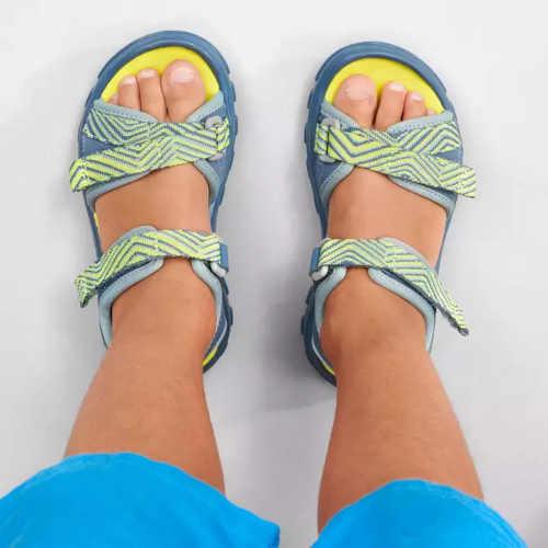 kvalitní sandály outdoorové pro děti